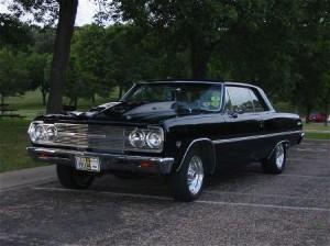 65 Chevy Malibu