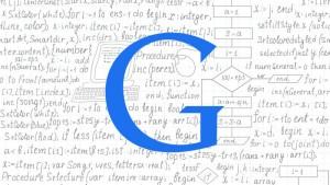 google algorithym