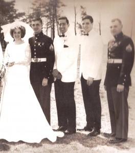 Wedding 1967 #5