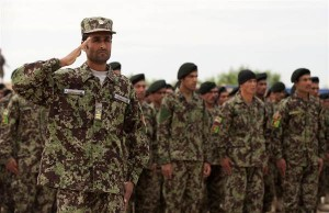 afghan uniform